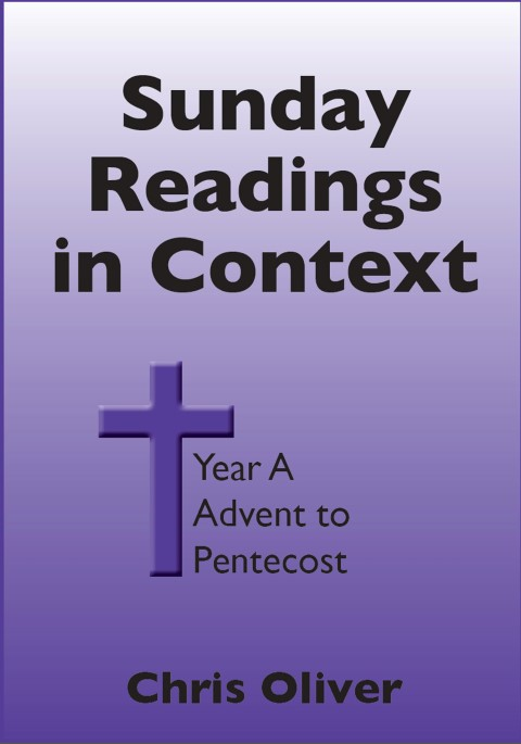 Cover of Sunday Readings in Context Year A Advent to Pentecost ebook
