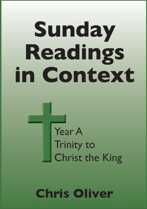 Cover of Sunday Readings in Context Year A Trinity to Christ the King ebook